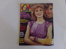 "Revue "" Ok Age Tendre "" N° 171, 1979, C.Jérôme, Nicoletta, Johnny, Jane Fonda - People"