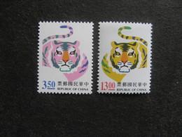 TAIWAN ( FORMOSE) : TB Paire N° 2361 Et N° 2362, Neufs XX. - 1945-... République De Chine