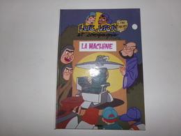 """BD """" Luc, Vick Et Compagnie """" La Machine , Par Merry, éditions Berso - Livres, BD, Revues"""