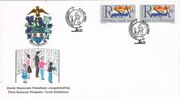 33130. Carta F.D.C. RSA PIETERSBURG (South Africa) 1986. Philatelic Exhibition - África Del Sur (1961-...)
