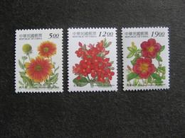 TAIWAN ( FORMOSE) : TB Série N° 2369 Au N° 2371, Neufs XX. - 1945-... République De Chine
