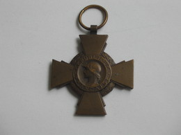 Décoration Médaille Croix Du Combattant ***** EN ACHAT IMMEDIAT **** - France