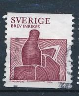 Schweden 2004 Mi. 2386 Gest. Holz Hobel - Schweden