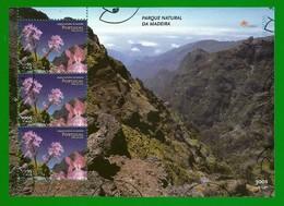 Portugal / Madeira 1999 Mi.Nr. 197 (Block 18) - EUROPA CEPT Natur- Und Nationalparks - Gestempelt / Fine Used / (o) - 1999