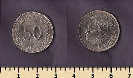 South Korea 50 Hwan 1961 - Korea (Zuid)