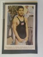 KA405.3 Jeux Olympiques Olympia 1932 Olympic Games Los Angeles -  Swimmer Yasuji Miyazaki  - Japan - Olympische Spiele