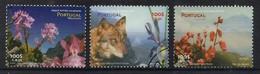 Portugal / Madeira / Acores , EUROPA CEPT Natur- Und Nationalparks - Gestempelt / Fine Used / (o) - Europa-CEPT