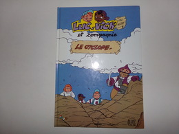 """BD """" Luc, Vick Et Compagnie """" Le Cyclope Par Merry, éditions Berso - Livres, BD, Revues"""