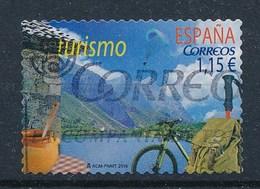 Spanien 2016 Mi. 5031 Gest. Berge Und See Fahrrad - 1931-Heute: 2. Rep. - ... Juan Carlos I