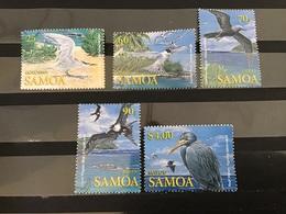 Samoa - Complete Set Vogels 2004 - Samoa