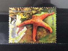 Frans-Polynesië - Zeedieren (5) 2013 - Gebruikt