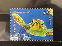 Frans-Polynesië - Zeedieren (100) 2013 - Gebruikt