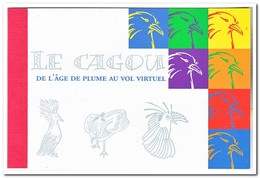 Nieuw Caledonië 2003, Postfris MNH, Birds ( Booklet, Carnet ) - Markenheftchen