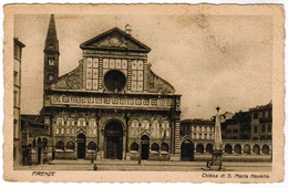 Italia, Firenze, Chiesa Di S Maria Novella (pk59672) - Italie