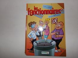 """BD """" Les Fonctionnaires """" Par Bloz & Beka , Bamboo éditions ( Tranche Abimée ) - Livres, BD, Revues"""