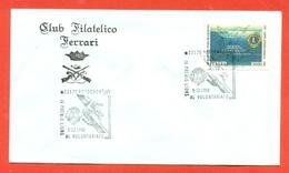 LIONS CLUB - MARCOFILIA -  PORDENONE 1992 - Francobolli