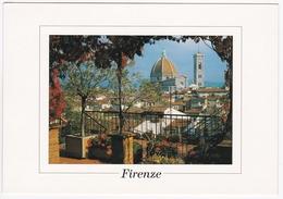 FIRENZE / FLORENCE - Panorama De La Cathédrale Et Campanile - Firenze (Florence)
