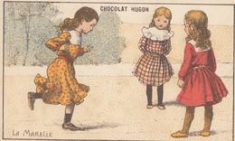 CHROMO) CHOCOLAT HUGON   La Marelle (6.5x10.5) - Andere