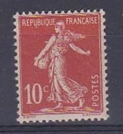 N° 134* * NEUF Sans Charnière - France
