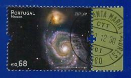 Portugal / Madeira  2009  Mi.Nr. 297 , EUROPA CEPT - Astronomie - Gestempelt / Used / (o) - Europa-CEPT