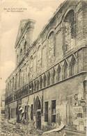 33142. Postal LOUVAIN (Leuven) Belgien. SAC De Louvain 1914. La Bibliotheque - Leuven