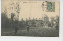 BUSNES - Vue D'un Château - Frankrijk