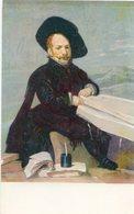 VELAZQUEZ - DON DIEGO DE ACEDO (EL PRIMO), MUSEO DEL PRADO 1201. ART POSTALE, ARTE PORTAL CPA NON CIRCULE -LILHU - Pintura & Cuadros