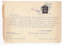 Poland Ukraine Buczacz 1937 - 1919-1939 Republic