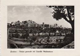 Marche - Pesaro - Gradara - Veduta Generale Del Castello Malatestiano - - Pesaro