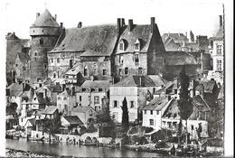 CPSM  Dentelée  En  NB  Et  En  GF  De  LAVAL  (53)  -  LAVAL  Vers  1860   //    TBE - Laval