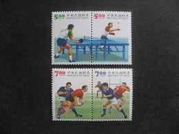 TAIWAN ( FORMOSE) : Série N° 2400 Au N° 2403, Neufs XX. - 1945-... République De Chine