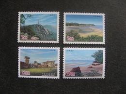 TAIWAN ( FORMOSE) : TB Série N° 2408 Au N° 2411, Neufs XX. - 1945-... République De Chine