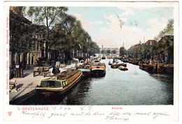 CPA Gravenhage, Bierkade, Gel. 1904 - Den Haag ('s-Gravenhage)