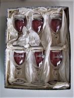 6 VERRES A IRISH COFFEE - 36 X 28 X 9 Cm. - C8 - Glasses