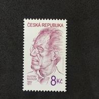 CESKA REPUBLIKA. GUSTAV MAHLER. MNH. 3R1305E - Other
