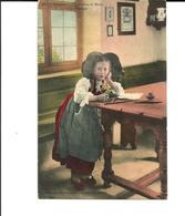Carte Postale Ancienne. Maison Alsacienne Expo De Nancy. Voir La Description - Alsace