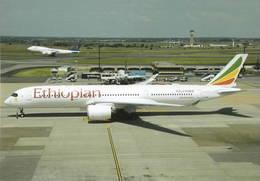 Ethiopian Airlines A350-900 ET-ATR B747 2ª Viev Saudi Arabia Cargo - 1946-....: Modern Era