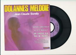 """JEAN-CLAUDE BORELLY  """" DOLANNES MELODIE """" Disque DELPHINE 1975  TRES BON ETAT - Rock"""