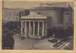 Trapani - Teatro Garibaldi - Viaggiata - Trapani