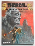 Thorgal 6 La Chute De Brek Zarith - Thorgal