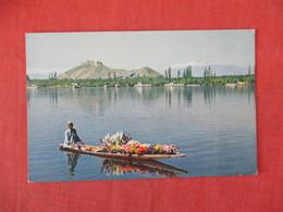 Dal Lake Srinagar Kashmir  Pakistan  Ref 3419 - Pakistan