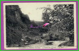 CPA (85 Vendée)  - CHAVAGNES LES REDOUX - La Vallée Des Touches - Oblitéré - Otros Municipios