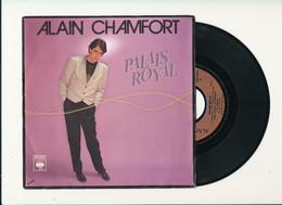 "ALAIN CHAMFORT  "" PALAIS ROYAL "" Disque CBS 1979  TRES BON ETAT - Rock"