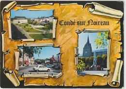 R :  Calvados : CONDE  Sur  NOIREAU  :  Vues - Francia