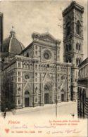 CPA Firenze La Facciata Della Cattedrale ITALY (802073) - Firenze (Florence)