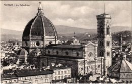 CPA Firenze La Cattedrale ITALY (801944) - Firenze (Florence)