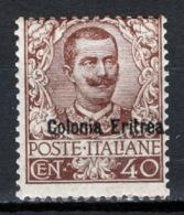 Eritrea 1903 Sass.25 */MH VF/F - Eritrea