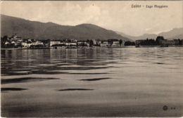 CPA Luino Lago Maggiore Ed. Brunner & Co. ITALY (802138) - Luino