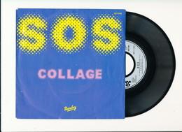 """COLLAGE  """" SOS """" Disque BARCLAY 1979  TRES BON ETAT - Rock"""