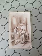 Santino Gesù Cristo In Ricordo Della Prima Comunione - Santini